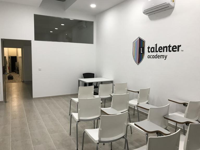 portfolio 6/57  - Escritórios Talenter Carregado