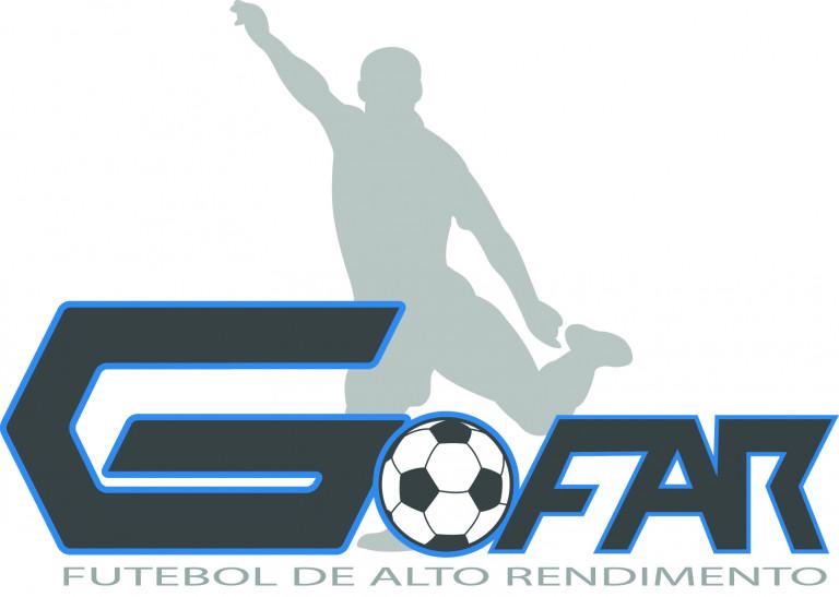 portfolio 2/7  - Logo para escola de futebol