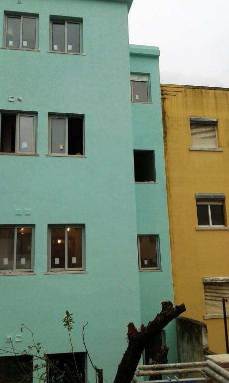 portfolio 7/9  - Reabilitação de edificio(capoto)em setubal-depois