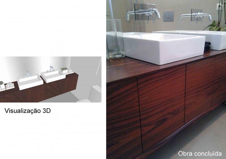 portfolio 28/30  - 3D e obra final
