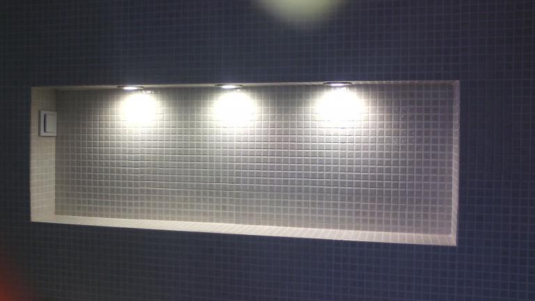 portfolio 10/22  - Remodelação de casa de banho - nicho