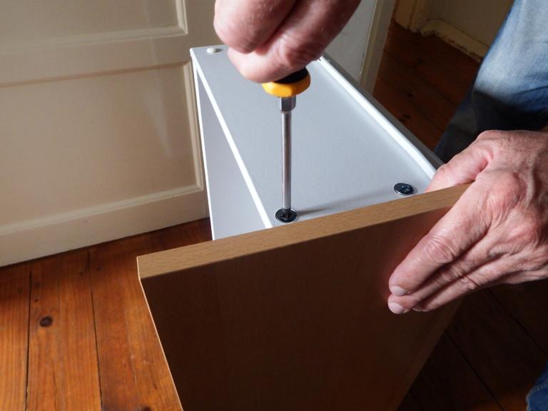 portfolio 10/20  - Montagem de móveis tipo IKEA
