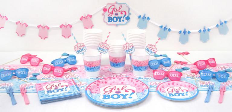 portfolio 6/8  - Baby Shower - Boy or Girl