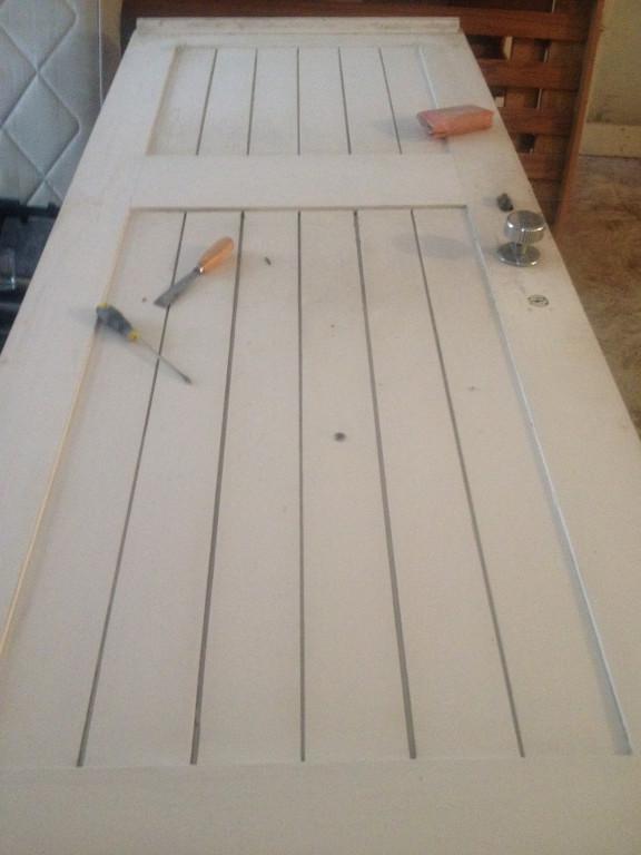 portfolio 9/26  - Restauro de portas de madeira