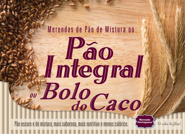 portfolio 6/7  - Três variedades de pão/merenda