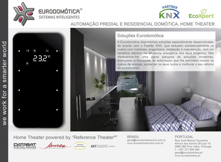 portfolio 4/11  - Anuncio Eurodomótica
