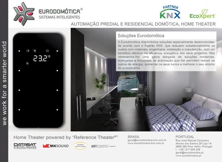 portfolio 5/11  - Anuncio Eurodomótica