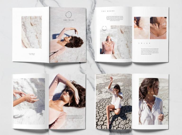 portfolio 3/3  - Catálogo de Joalharia