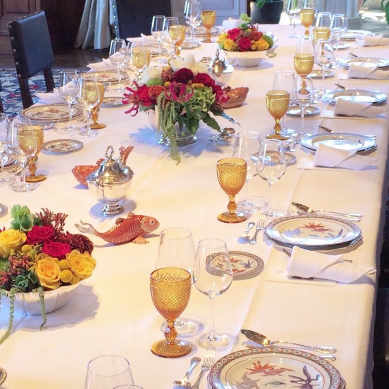 portfolio 6/7  - Jantar em casa particular