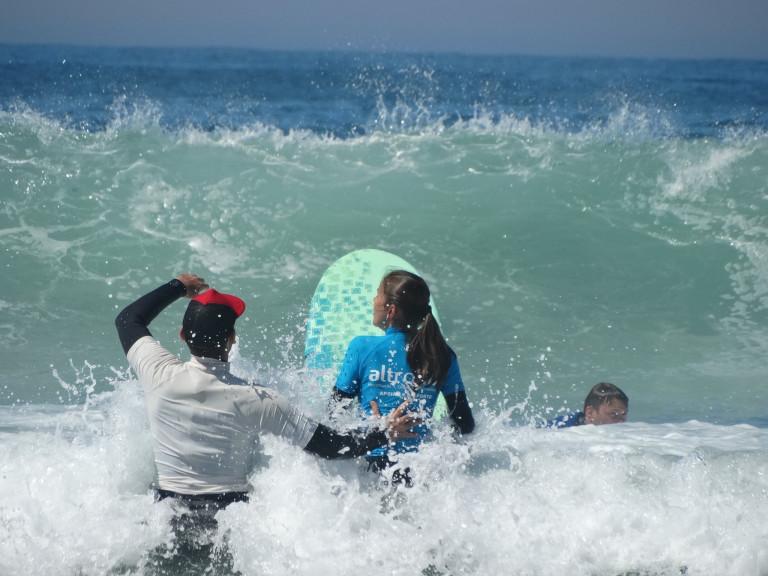 portfolio 7/35  - Aulas de Surf