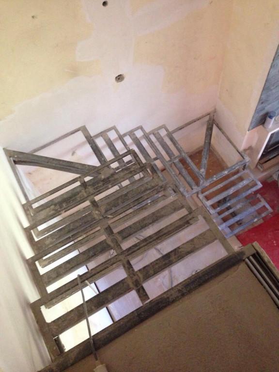 portfolio 10/12  - Escada encastrada
