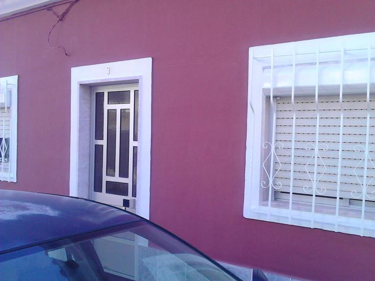 portfolio 1/2  - Pintura do edifício após restauro