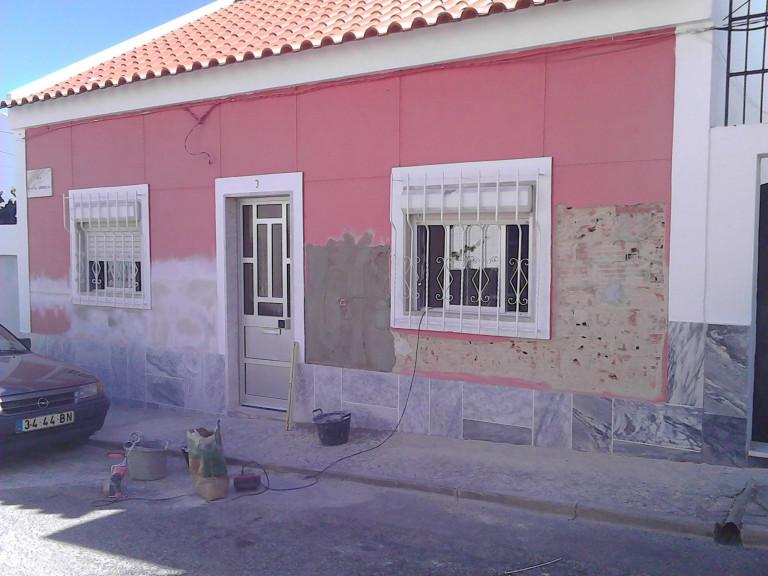 portfolio 2/2  - Restauro de edificio