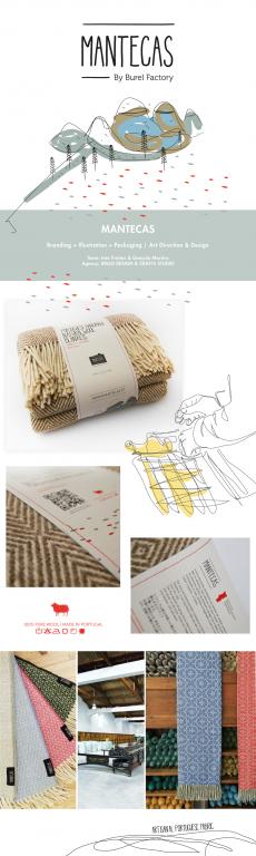 portfolio 3/3  - Identidade | Packaging | Ilustração : MANTECAS