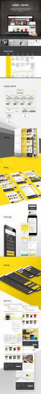 portfolio 1/2  - Website - loja online