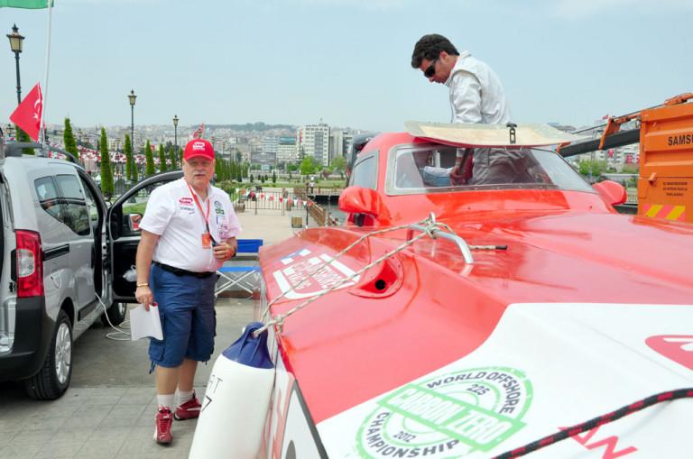 portfolio 3/4  - Equipe de Class 3 -225 na Turquia 2012