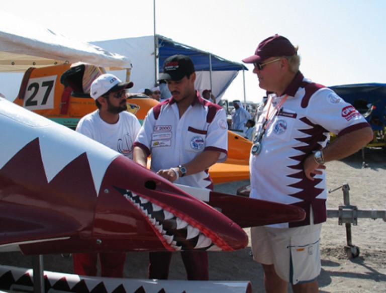 portfolio 1/4  - Formula 2000 Qatar Team Manager