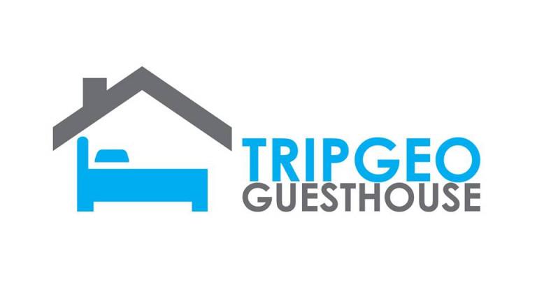 portfolio 10/12  - Logótipo Tripgeo Guesthouse