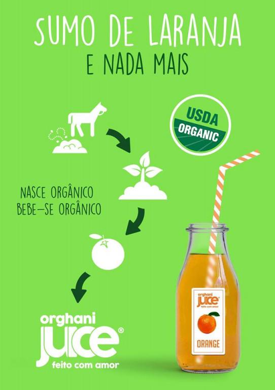 portfolio 8/12  - Publicidade A4 Orghani Juice