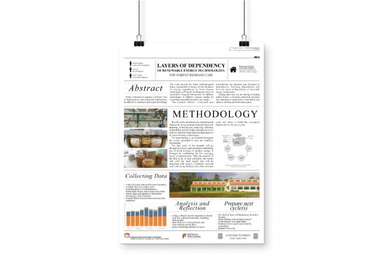 portfolio 5/10  - Poster A0 // DGEG - Direcção Geral de Energia e Geologia