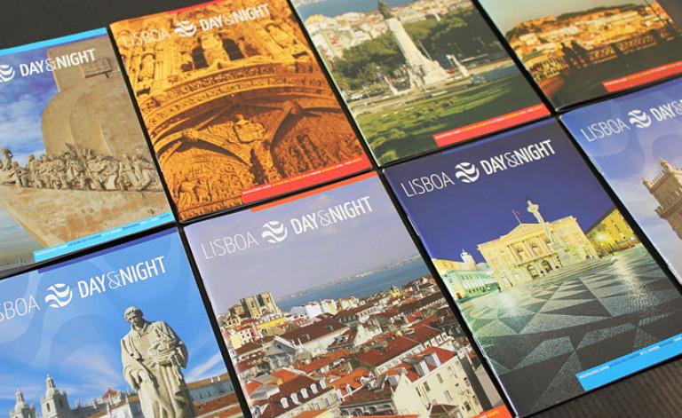 portfolio 54/84  - Paginação e Produção- Guia Day/ Night