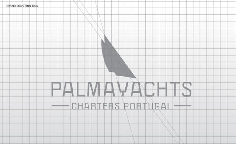 portfolio 53/84  - Branding- Palmayachts