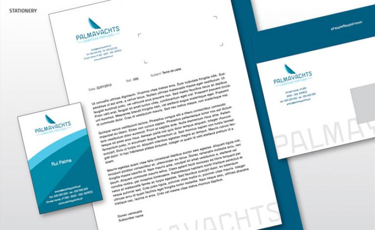 portfolio 45/84  - Branding- Palmayachts