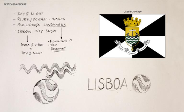 portfolio 69/84  - Branding- Guia Lisbon Day / Night
