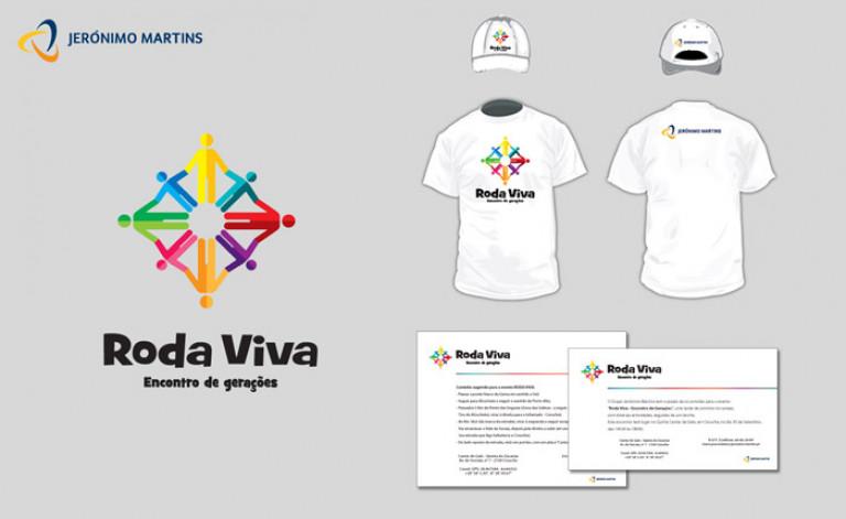 portfolio 43/84  - Branding- Evento Jerónimo Martins
