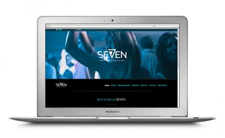 portfolio 37/84  - Website- Seven