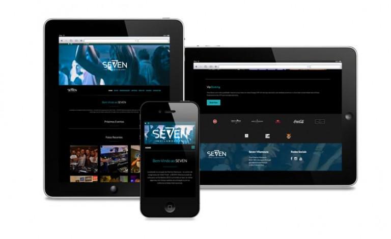 portfolio 38/84  - Website- Seven