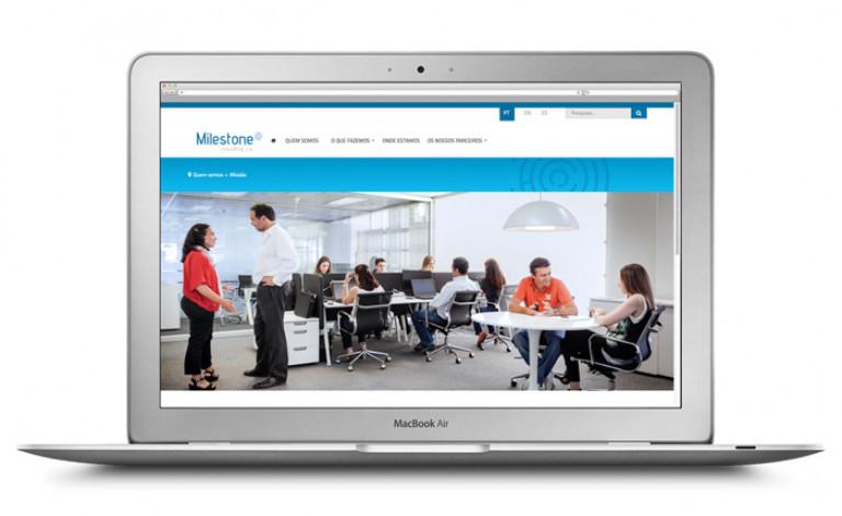 portfolio 35/84  - Website- Milestone