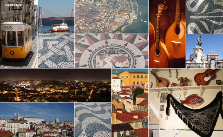 portfolio 67/84  - Branding- Guia Lisbon Day / Night