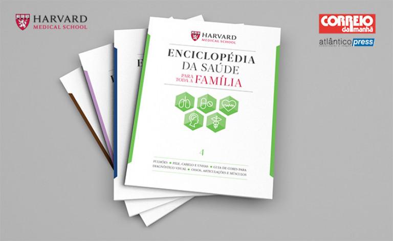 portfolio 16/84  - Paginação- Harvard Medica School- Atlântico Press