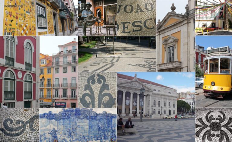 portfolio 68/84  - Branding- Guia Lisbon Day / Night