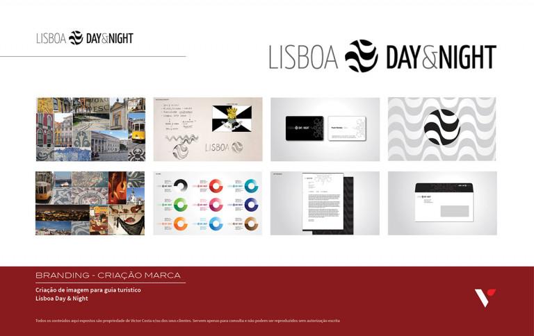 portfolio 2/39  - Criação de imagem para Lisboa Day Night