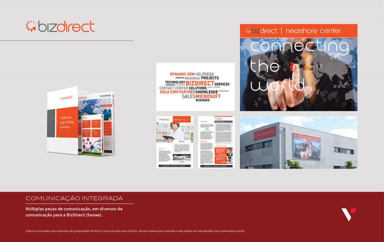 portfolio 9/39  - Múltiplas peças em diversos meios para BizDirect - 1