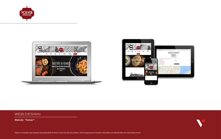 portfolio 22/39  - Website RRJ Volver