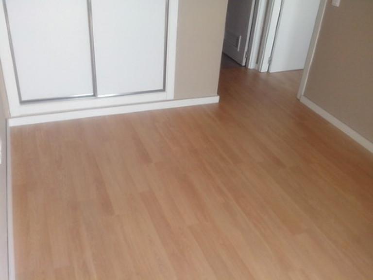portfolio 20/36  - Aplicação de pavimento flutuante em apartamento