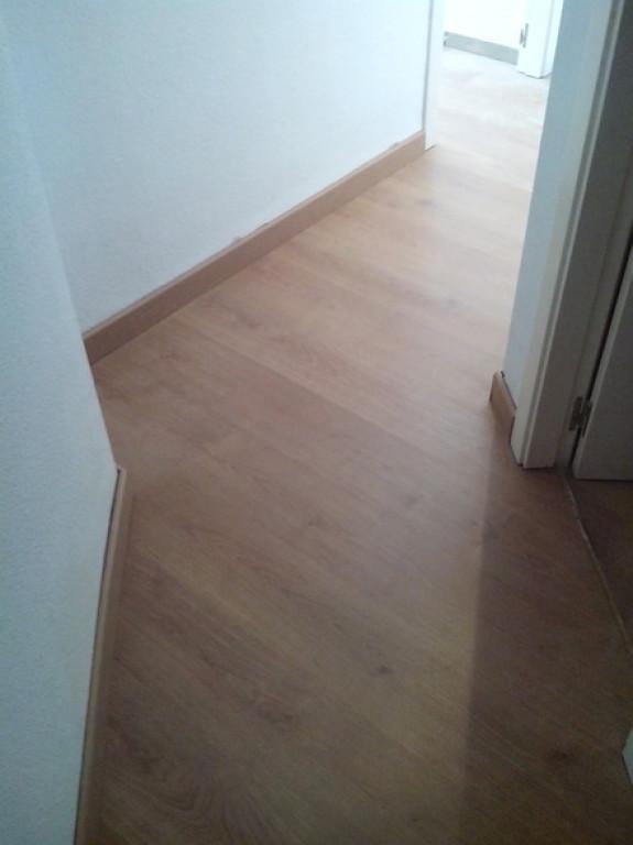 portfolio 19/36  - Aplicação de pavimento flutuante em apartamento