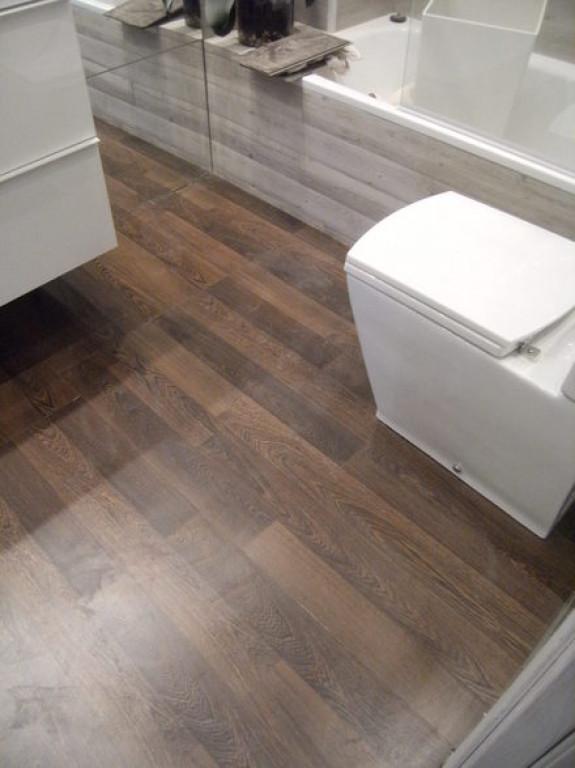 portfolio 24/41  - Aplicação de pavimento flutuante em apartamento