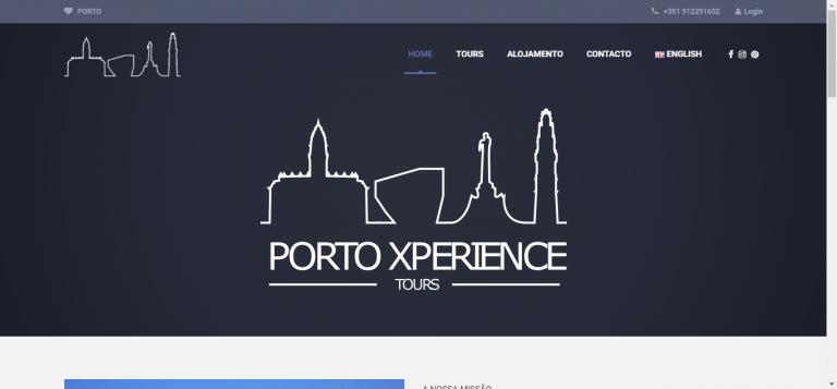 portfolio 4/5  - Porto Xperience Tours