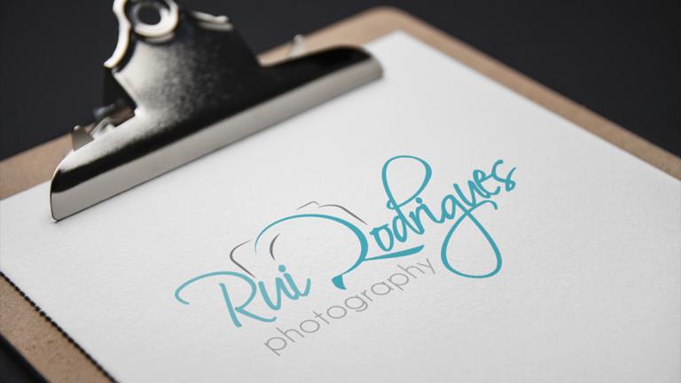 portfolio 8/11  - Logotipo Rui Rodrigues fotografo
