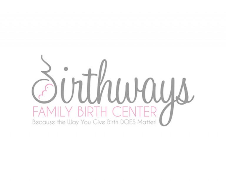 portfolio 5/11  - Logotipo Birthways
