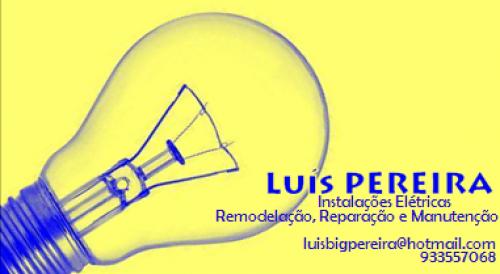 portfolio 3/7  - Instalação, reparação, remodelação e manutenção de instalações Electricas em Geral.
