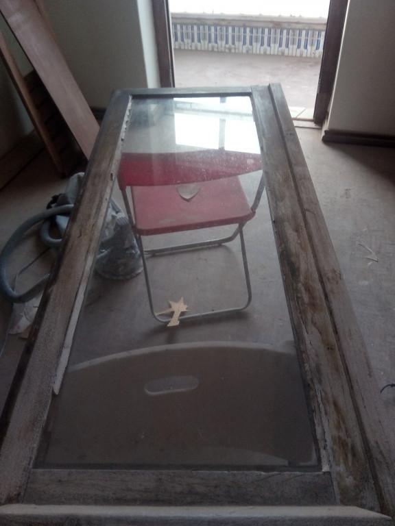 portfolio 7/14  - Recuperação de janelas em madeira