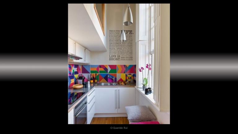 portfolio 2/5  - Cozinhas, espaços pequenos
