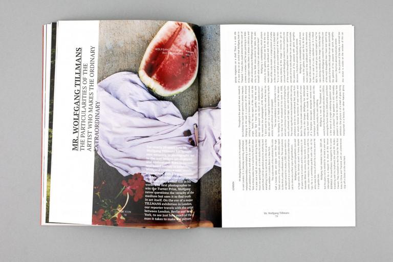 portfolio 5/15  - Editorial Design
