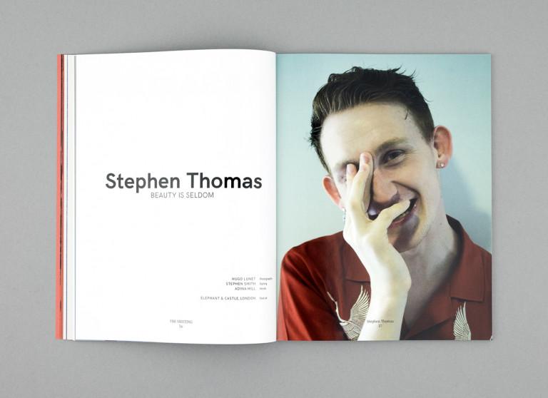 portfolio 8/15  - Editorial Design