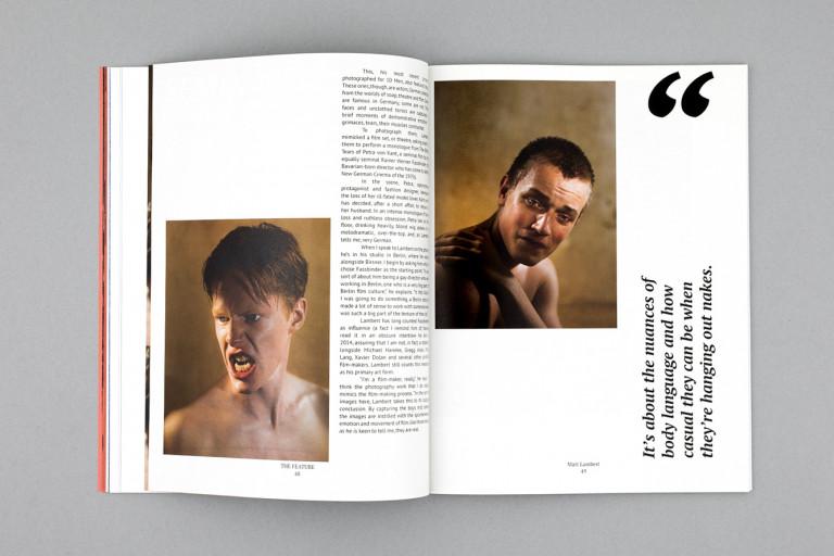 portfolio 7/15  - Editorial Design